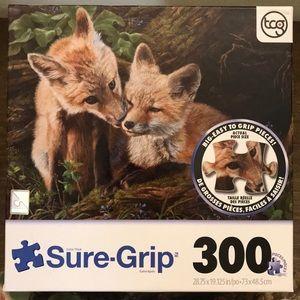 300pc Fox Puzzle